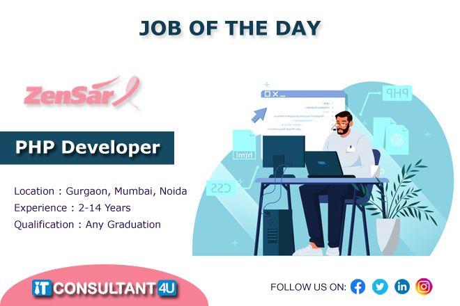 Phpdeveloper Phpjobs Gurgaonjobs Mumbaijobs Noidajobs Itconsultant4u Freelancing Jobs Job Job Seeker
