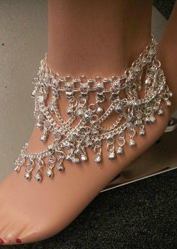 I Love Ankle Bracelets!