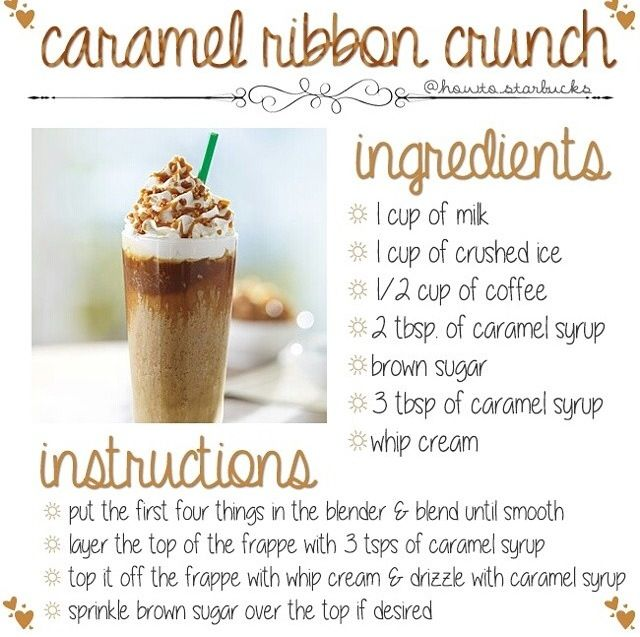 How To Make A Cinnamon Roll Frappuccino At Home