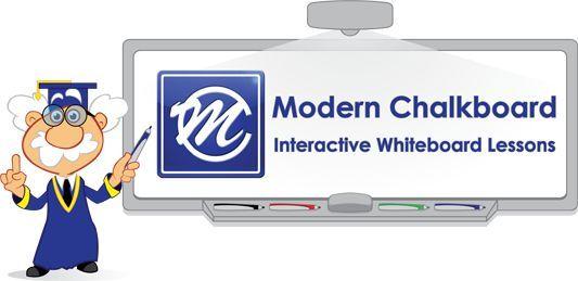 Modern Chalkboard: lezioni interattive per LIM SMART