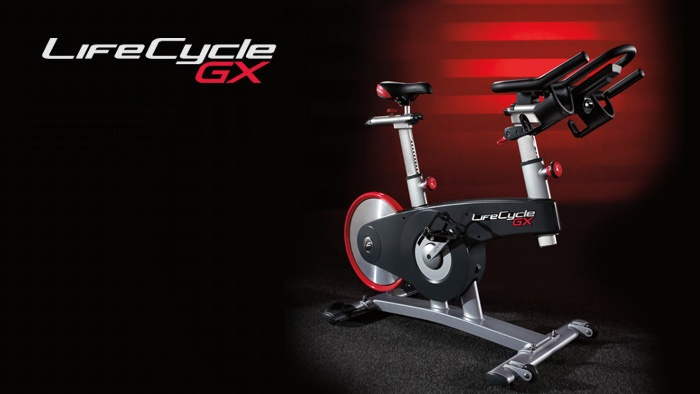 Life Fitness Lifecycle GX