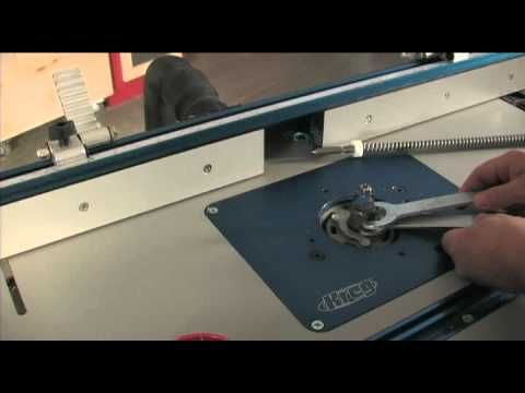 Kreg PRS3000 Router Lift Review - Router Table Reviews