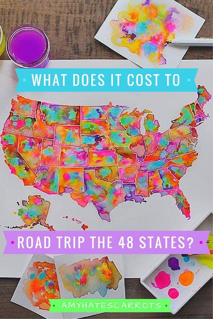 how to travel across america