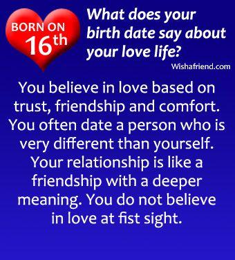 Birth date meaning in Brisbane
