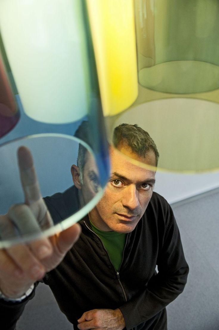 Jar RGB by Arik Levy for Lasvit | Supreme Furniture & Architecture ...
