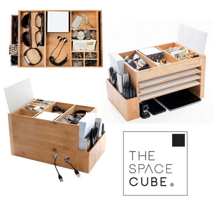 Keep Your Desk Tidy With A Modern Desk Organiser That Gives You