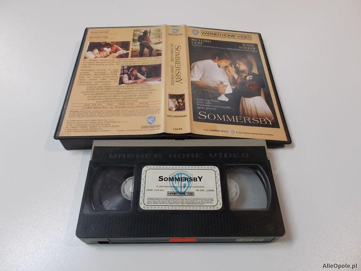 SOMMERSBY - RICHARD GIRE JODIE FOSTER - Kaseta Video VHS - Opole 1491 (Opole)