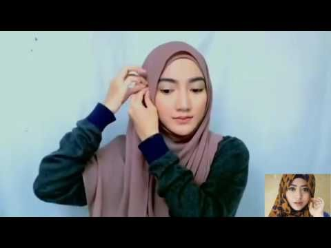 Tutorial Hijab-Lebaran 2016 Part 4