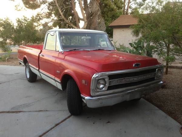 Classic Red Truck From Craigslist Las Vegas Cars Download ...