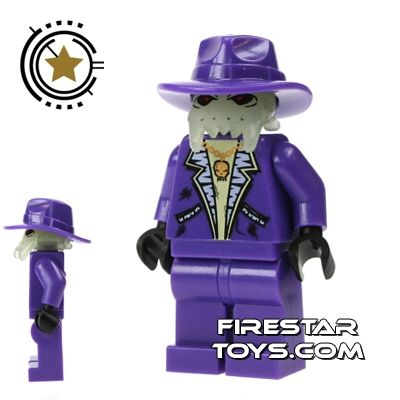 LEGO Space Police Mini Figure - Space Police 3 Alien – Brick Daddy
