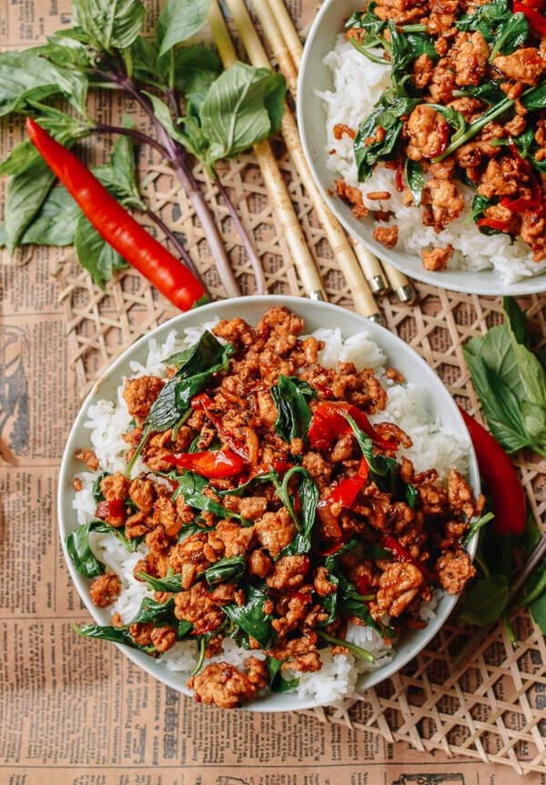 Best 25 thai recipes ideas on pinterest thai food for Healthy chicken pad thai