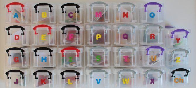 Boîte de phonologie