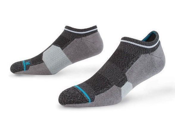 753a25592c88d STANCE Men's CLUB Low Height Fusion Golf Gear Gray Socks Size L (9-12) NEW # Stance #LowHeight
