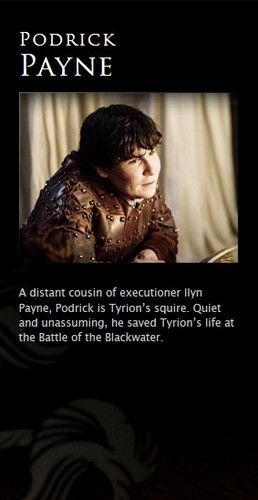 Podrick Payne - game-of-thrones Photo
