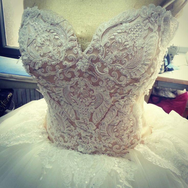 2017 wedding dress