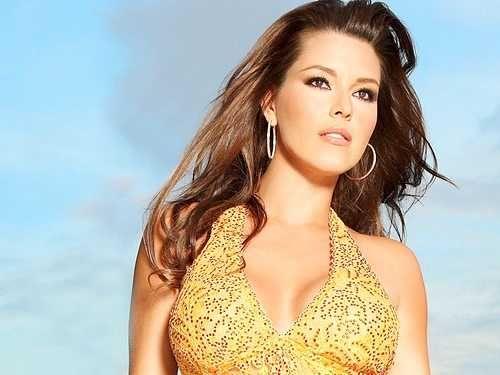 Alicia Machado dice que Luis Miguel lo tiene chiquito