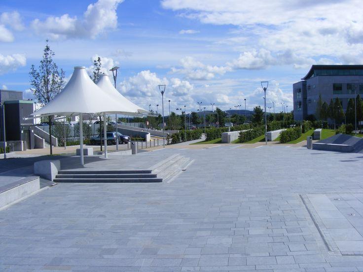 Civic Plaza, Portlaoise, Co. Laois