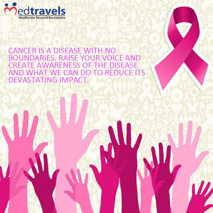 """""""Cancer is a disease with no boundaries. It affects the lives of lakhs of people everyday around the world which makes World Cancer Day so important. Raise your voice and create awareness of the disease and what we can do to reduce its devastating impact. Our aim is to see more people overcome and survive cancer than ever before and joining together we can make this happen."""" #cancer #cancersurvivor #beatcancer #hospital #livelifetothefullest #positivevibes #WorldCancerDay2017 #Medtravels"""