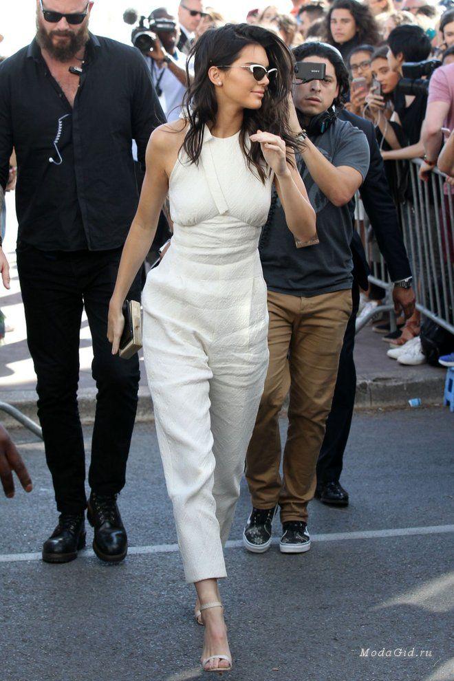 Мода и стиль: Копируем образ знаменитости: Кендалл Дженнер
