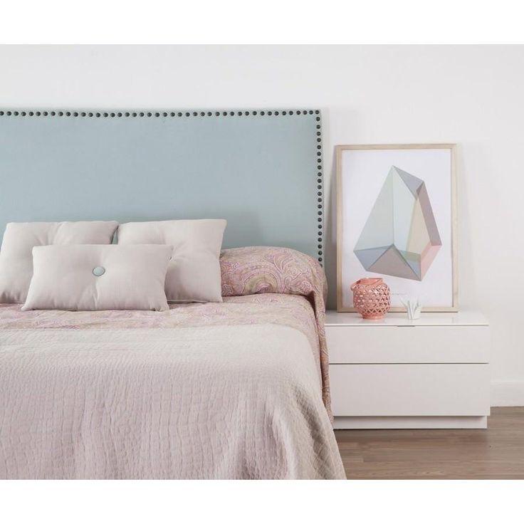 M s de 1000 ideas sobre cabeceros en pinterest - Decorar cabeceros de cama ...