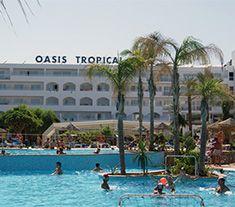 Hotel Best Oasis Tropical http://www.chollovacaciones.com/CHOLLOCNT/ES/chollo-hotel-best-oasis-tropical-oferta-almeria-mojacar.html