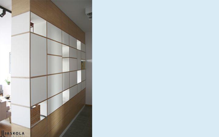 regał ze sklejki INTTERNO Intterno plywood furniture, meble ze sklejki #plywoodbookstand #intterno