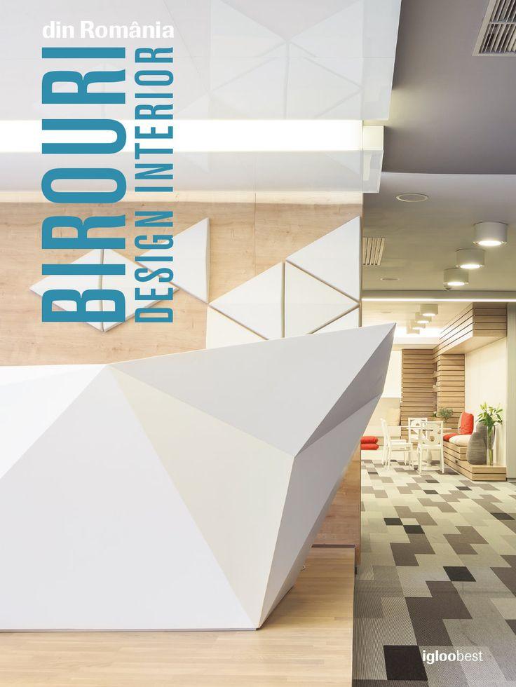 Igloo media anunță lansarea unui nou album igloo best – Birouri din România. Design interior - primul volum al seriei dedicat amenajărilor de birouri.