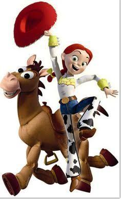 pictures of jessie from toy story - Google Search