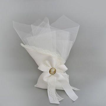 Μπομπονιέρες Γάμου Υφασμάτινες | VOURLOS CONFETTI | Γάμος & Βάπτιση | Μπομπονιέρες - Προσκλητήρια - Κουφέτα