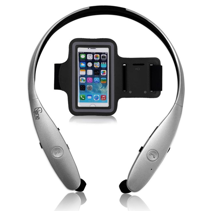 YG one Wireless Bluetooth Stereo Headset Neckband, the Perfect Sport Pack, with Special Gifts, a Small Hanging Rack And Black Armband Suitable for all Mobile Phones - Silver. This is awesome - you're in for a treat - training will never be the same after you put these on. Giving you great sound quality - with v4.0 class 2 Bluetooth, perfect design, these earphones give you great sound quality. The best sports pack - top quality music sound, with mic, perfect for sport, light weight. And…