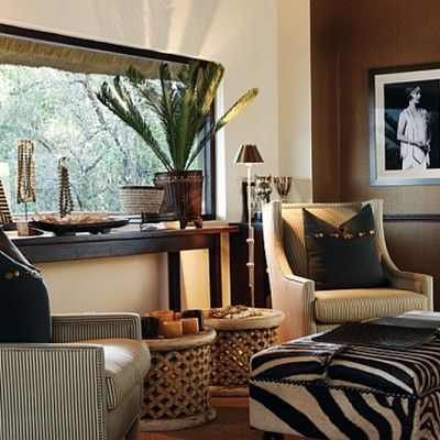best 25 safari living rooms ideas on pinterest africa decor africans and ethnic home decor. Black Bedroom Furniture Sets. Home Design Ideas