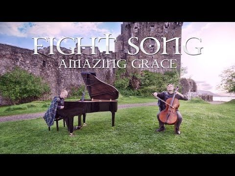This Scottish Version Of 'Fight Song' Will Send Shivers Up Your Kilt…