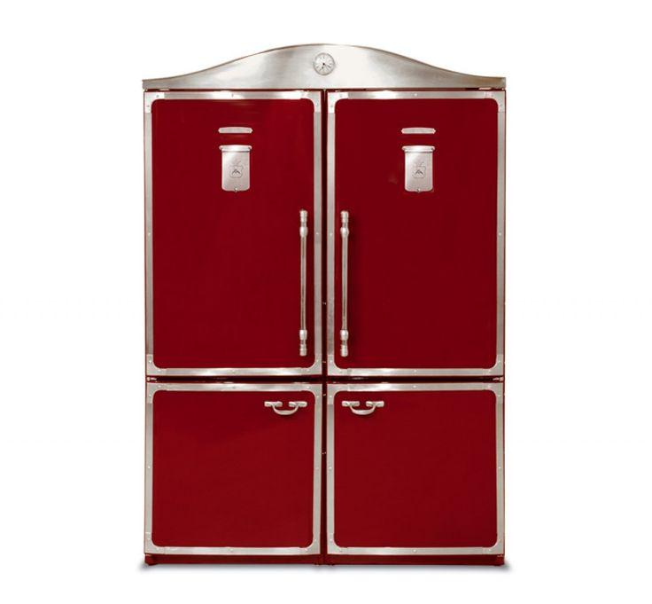 Restart Kühlschrank Side By Side In Breite Mit Anspruchsvollem,  Italienischen Landhausdesign Und Hochwertiger Liebherr Technik. Bestellen  Sie Hier Im Shop!