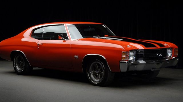 1972 Chevrolet Chevelle SS - The Fast and the Furious ...