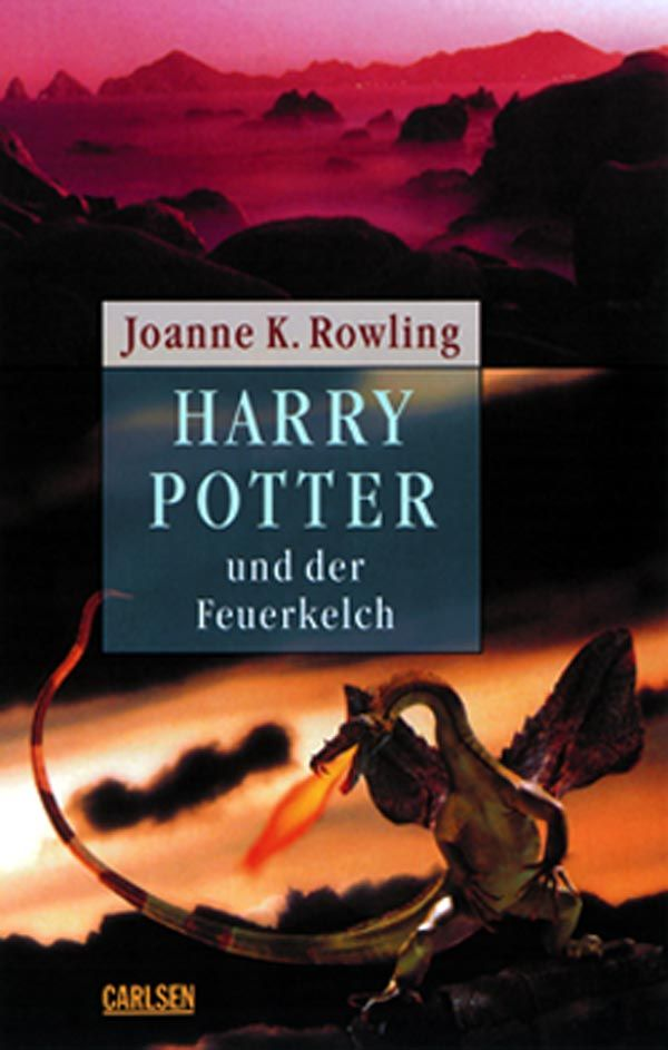Harry Potter Und Der Feuerkelch Harry Potter And The Goblet Of Fire 2000 Buch Book By Joanne K Rowli Feuerkelch Harry Potter Und Der Feuerkelch Bucher