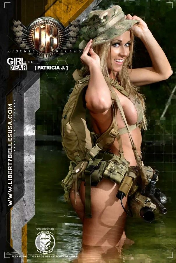 Remarkable, Sexy tactical girls nude