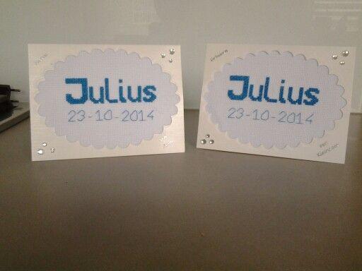 Voor Ouders en Grootouders van Julius 24-10-2014