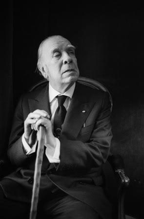 """JORGE LUIS BORGES was an Argentine short-story writer, essayist, poet and translator.His work embraces the """"character of unreality in all literature"""". His works have contributed to the genre of science fiction as well as the genre of magic realism. Scholars have also suggested that Borges's progressive blindness helped him to create innovative literary symbols through imagination. READ the short story House of Asterion-click on image"""