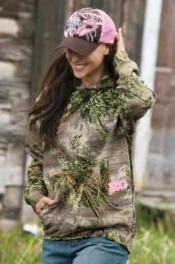 Love the hoodie and hat!