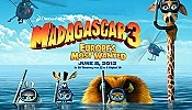 Madagascar 3: Europe's Most Wanted @ BCDB: Alex the Lion, Marty the Zebra, Gloria the Hippo and Melman the Giraffe are still fighting to get home to their beloved Big Apple, and of course, King Julien, Maurice and the Penguins are all along for the comedic adventure.. http://www.bcdb.com/cartoon/110711-Madagascar_3_Europes_Most_Wanted.htmlBig Apple