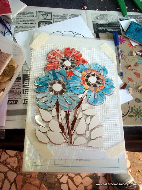 taller de mosaico en red  todo en un dia  (14)