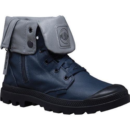 Palladium Baggy Zip Boot Indigo/Reflective