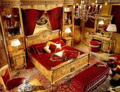 Best Red And Gold Bedroom Ideas - Resport.us - resport.us