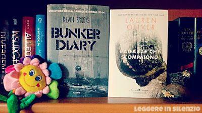 Leggere In Silenzio: NUOVE ADOZIONI #5 : Bunker Diary + Ragazze Che Sco...