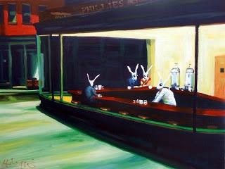 Edward Hopper Nighthawks Revisited Artist Edward Hopper