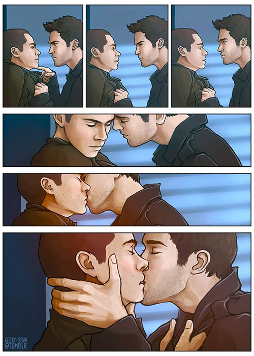 http://doujinshiyaoi.tumblr.com/post/106259589428/teamsterekonline-throwbacksterek-what-if