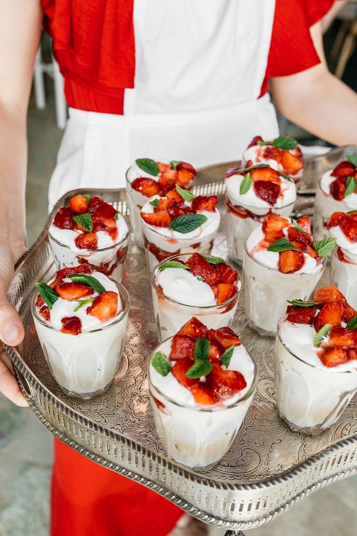 Strawberry Dessert  / Renee Kemps