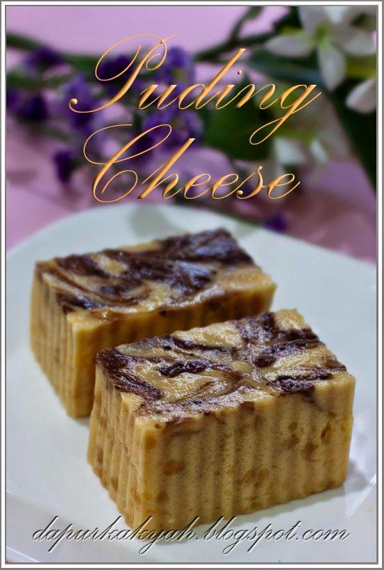 Dari Dapur Kak Yah: Puding Cheese
