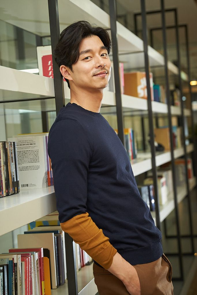 Gong Yoo in Talks for Screenwriter Kim Eun Sook's Upcoming tvN Supernatural Romance Drama | A Koala's Playground