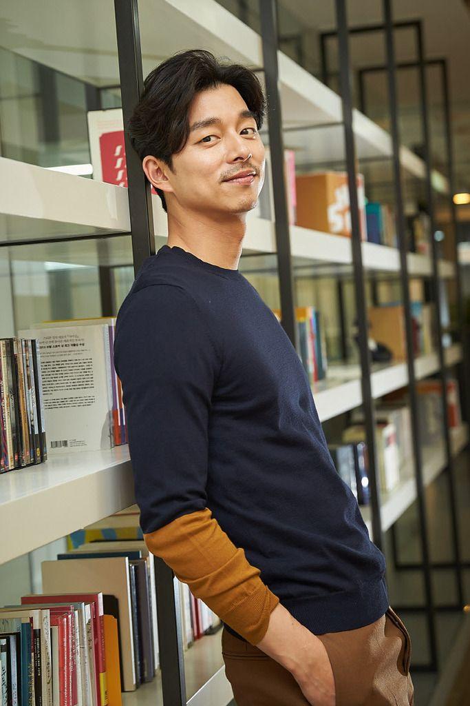 Gong Yoo in Talks for Screenwriter Kim Eun Sook's Upcoming tvN Supernatural Romance Drama | A Koala's Playground